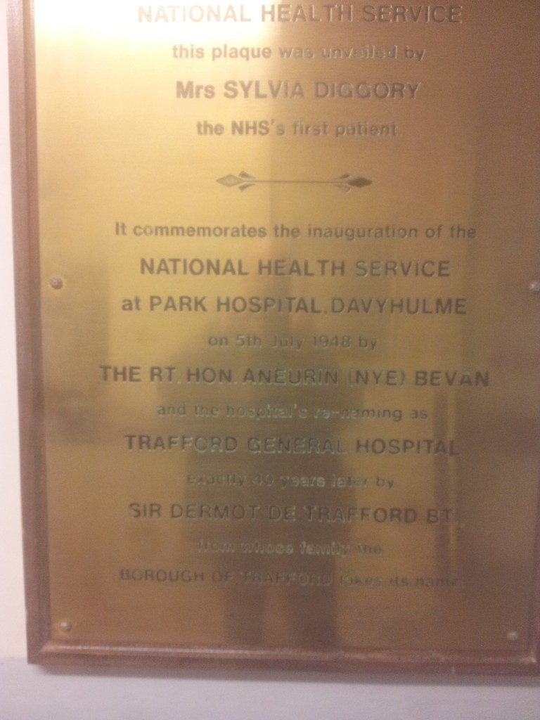 Birthplace of the NHS